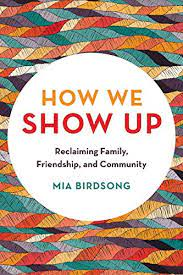 book cover of how we show up